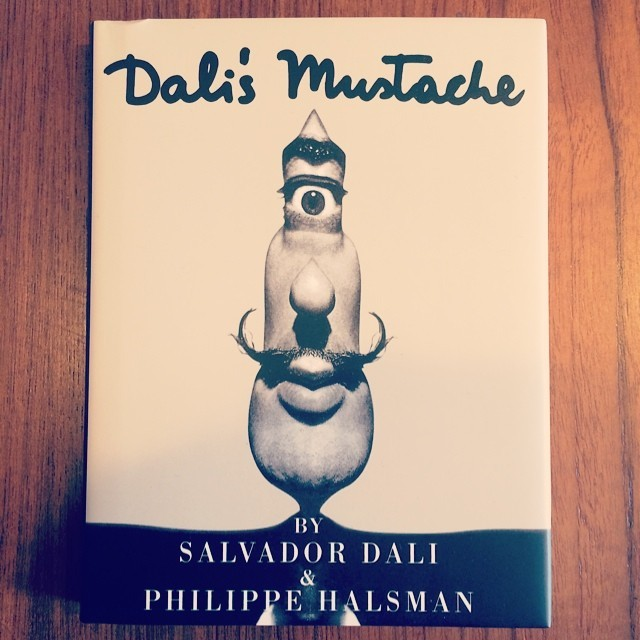 写真集「Dali's Mustache/Philippe Halsman」 - 画像1