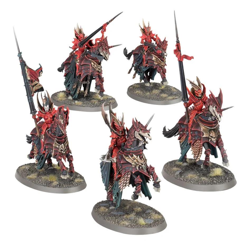 ソウルブライト・グレイヴロード:Blood Knights