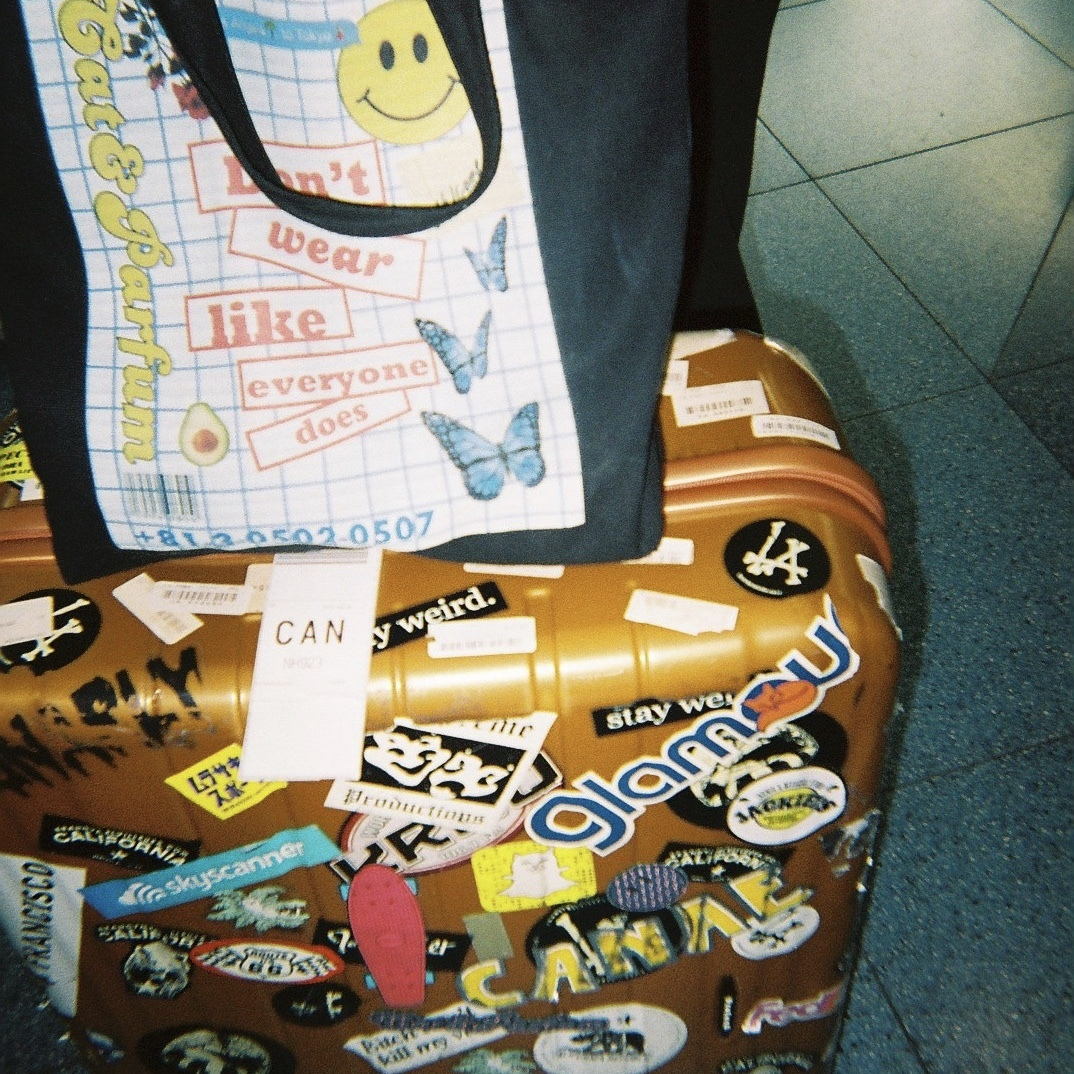 Limited Tote Bag(M)