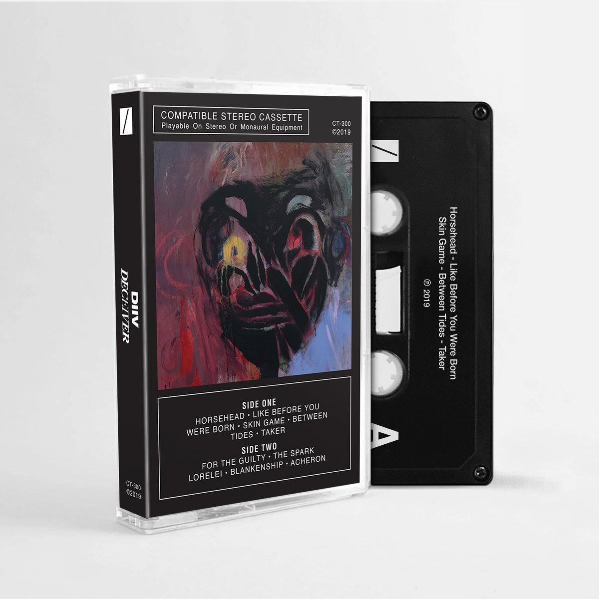 DIIV / Deceiver(Cassette)