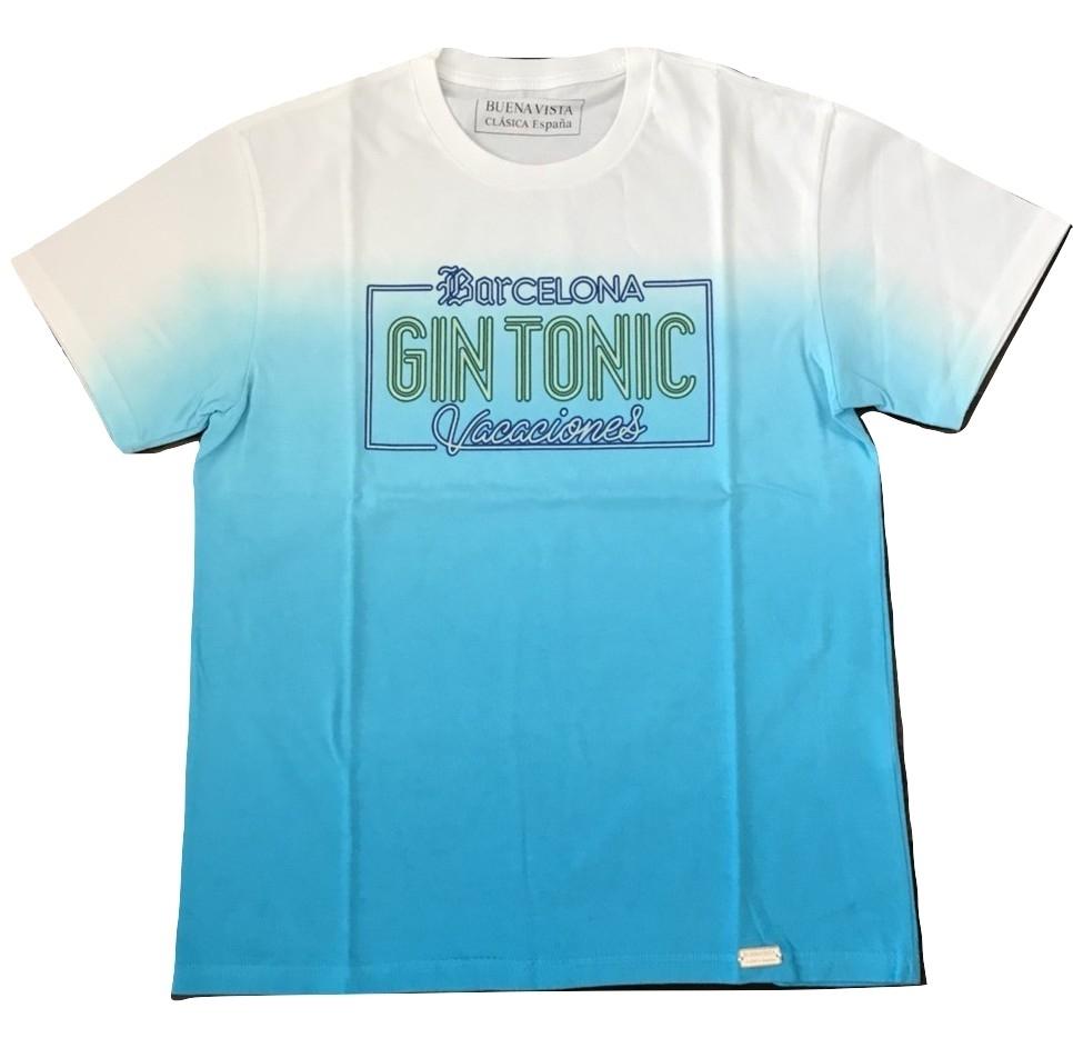 GIN TONIC tee(18SS-Gtee03)