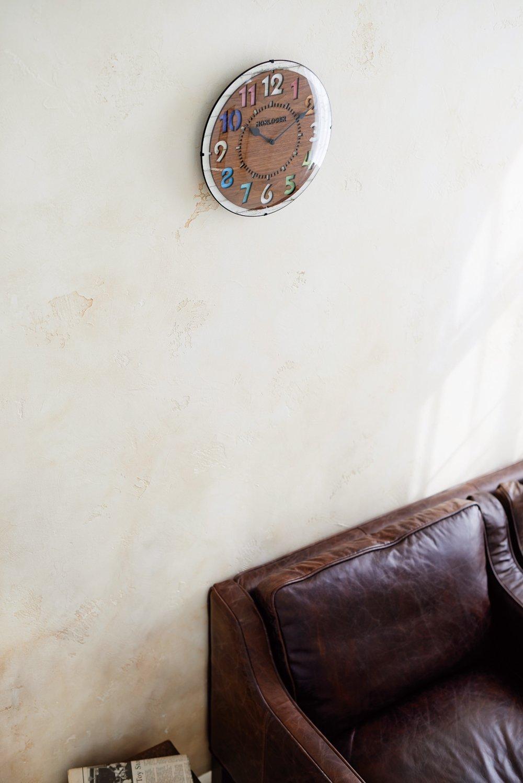 電波時計 カラフル 日本メーカー製ムーブ Forli~フォルリ~ CL-8332 インターフォルム - 画像3