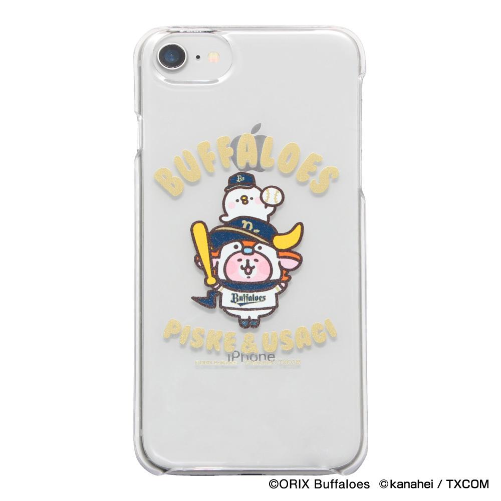 カナヘイの小動物 ピスケ&うさぎ×Bs iPhoneクリアケース