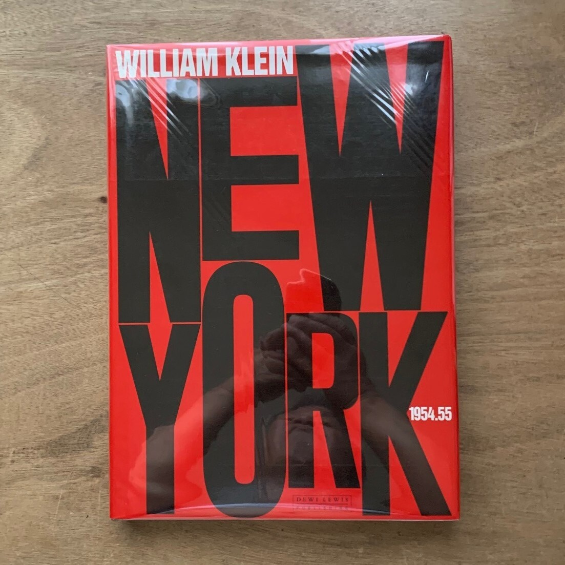 NEW YORK 1954.55 WILLIAM KLEIN / ウィリアム・クライン 写真集