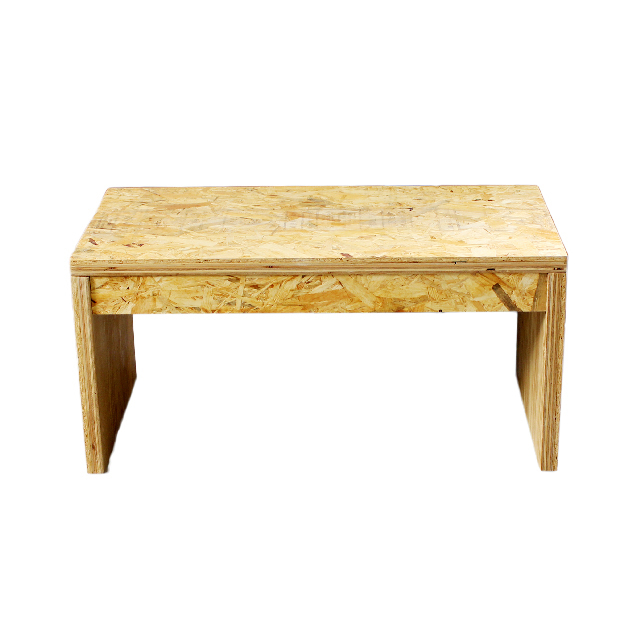 Remake / Mix plywood Bench Table B