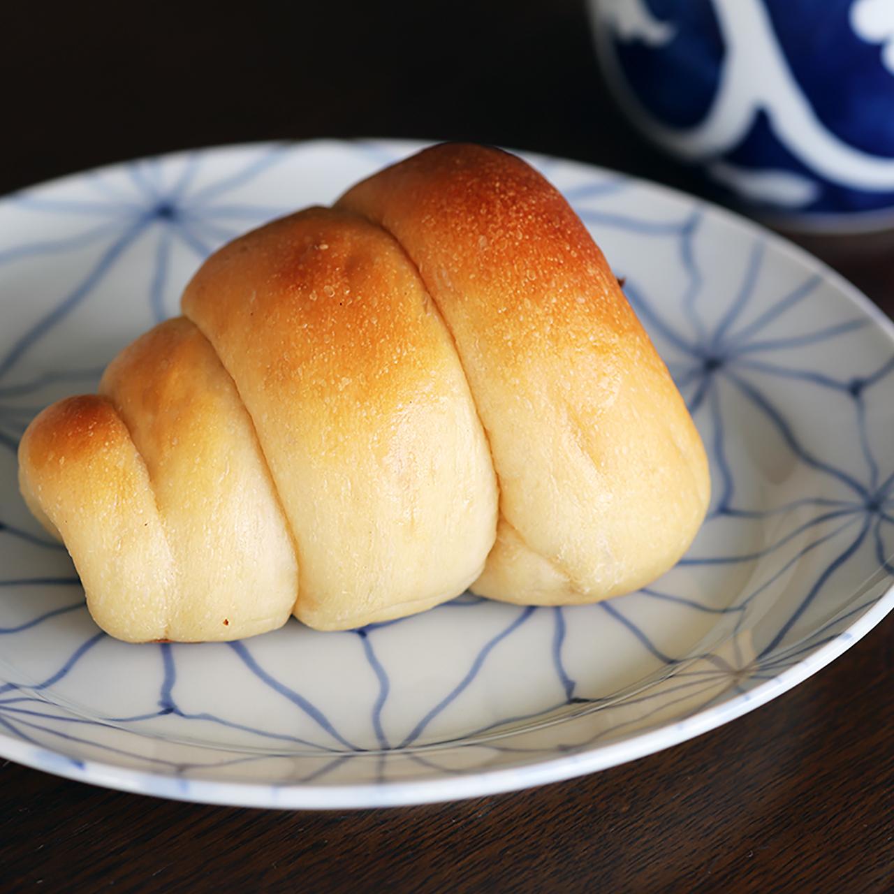 麻の葉 6寸皿 作:井手國博・与志郎窯(有田焼)
