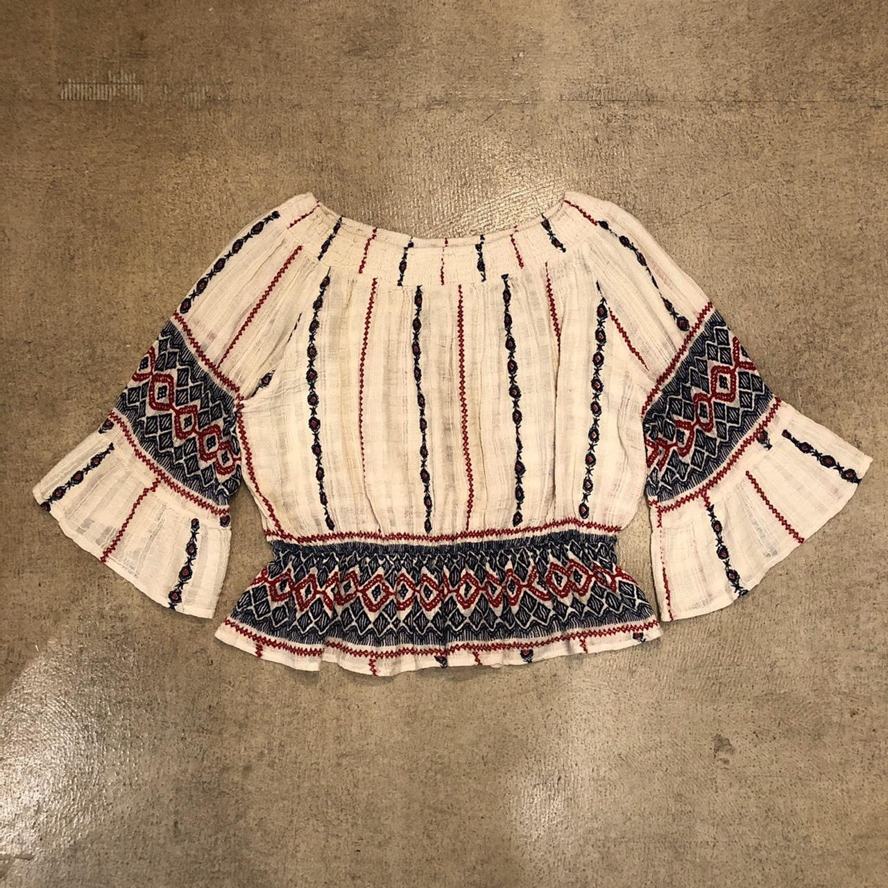Design Cotton Tops ¥5,800+tax