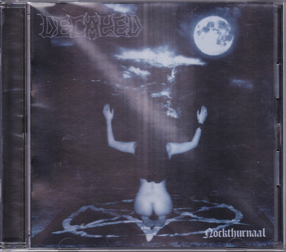 DECAYED 『Nockthurnaal (Re-issue)』