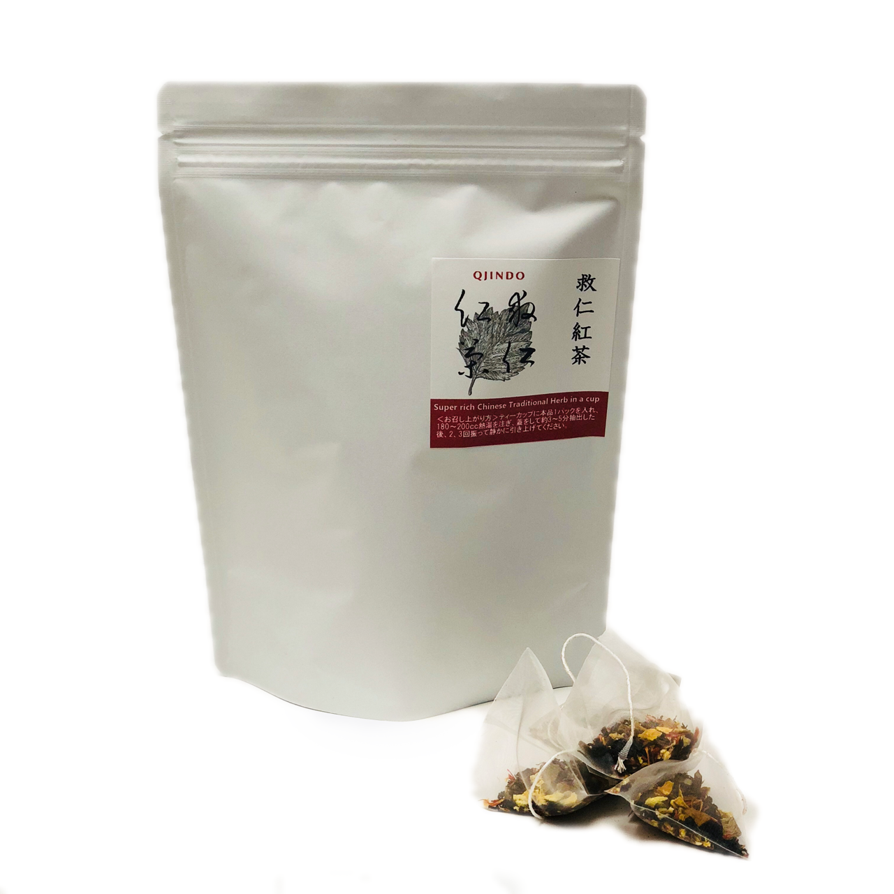 救仁紅茶 大容量 30包入り 定期便