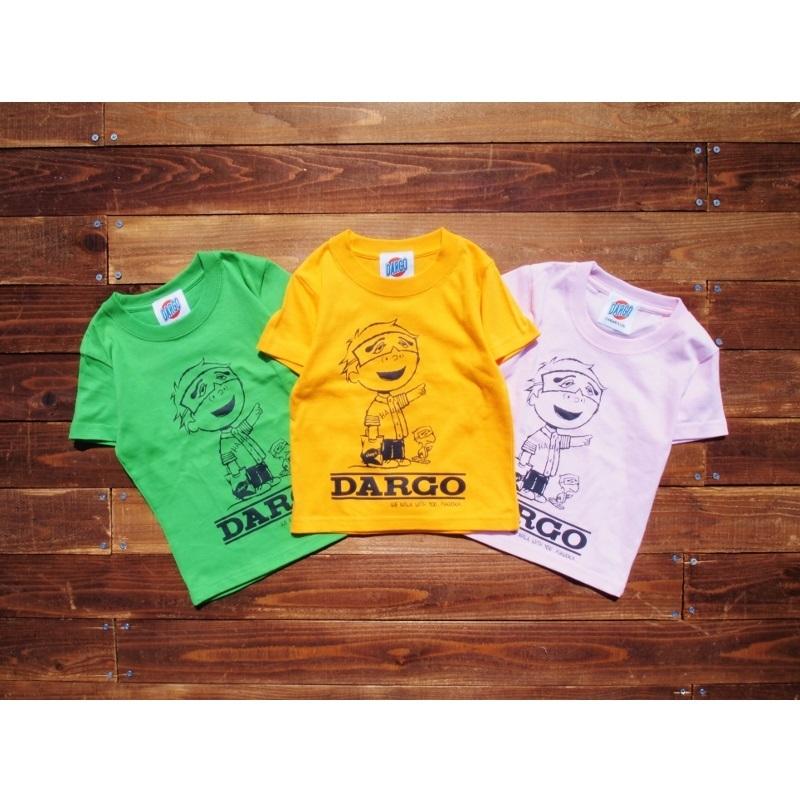 "【DARGO】""FUKUOKA CITY"" T-shirt (KIDS)"
