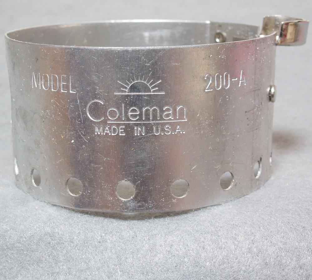 コールマン 200A用カラー リプロダクション アルミ製 200A4891 Reproduction新品