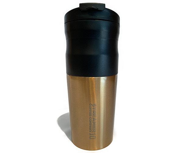 電動式 オールインワンコーヒーメーカー コーヒーミル&タンブラー 10TH SPECIAL LIMITED