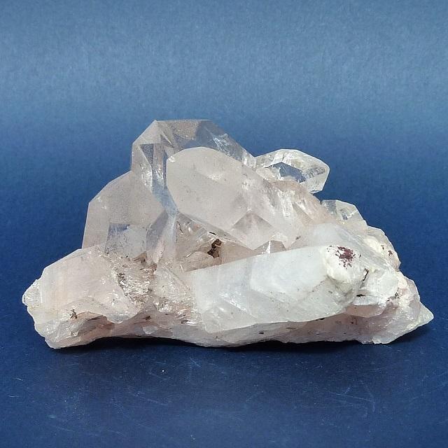 インド・マニカラン地方産 ヒマラヤ水晶クラスター 上質143g
