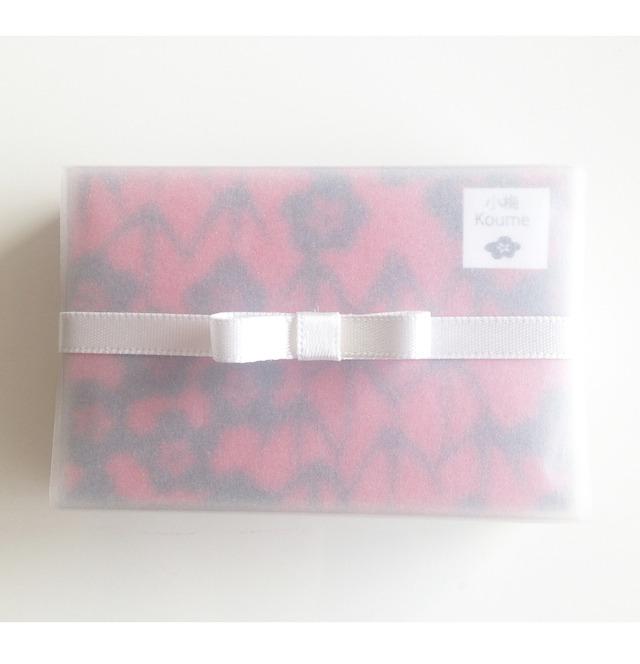 ●Option● アイシャドウラッピング2【サテンリボン】Gift Rapping 2 (satin ribbon) for eye shadow - 画像2