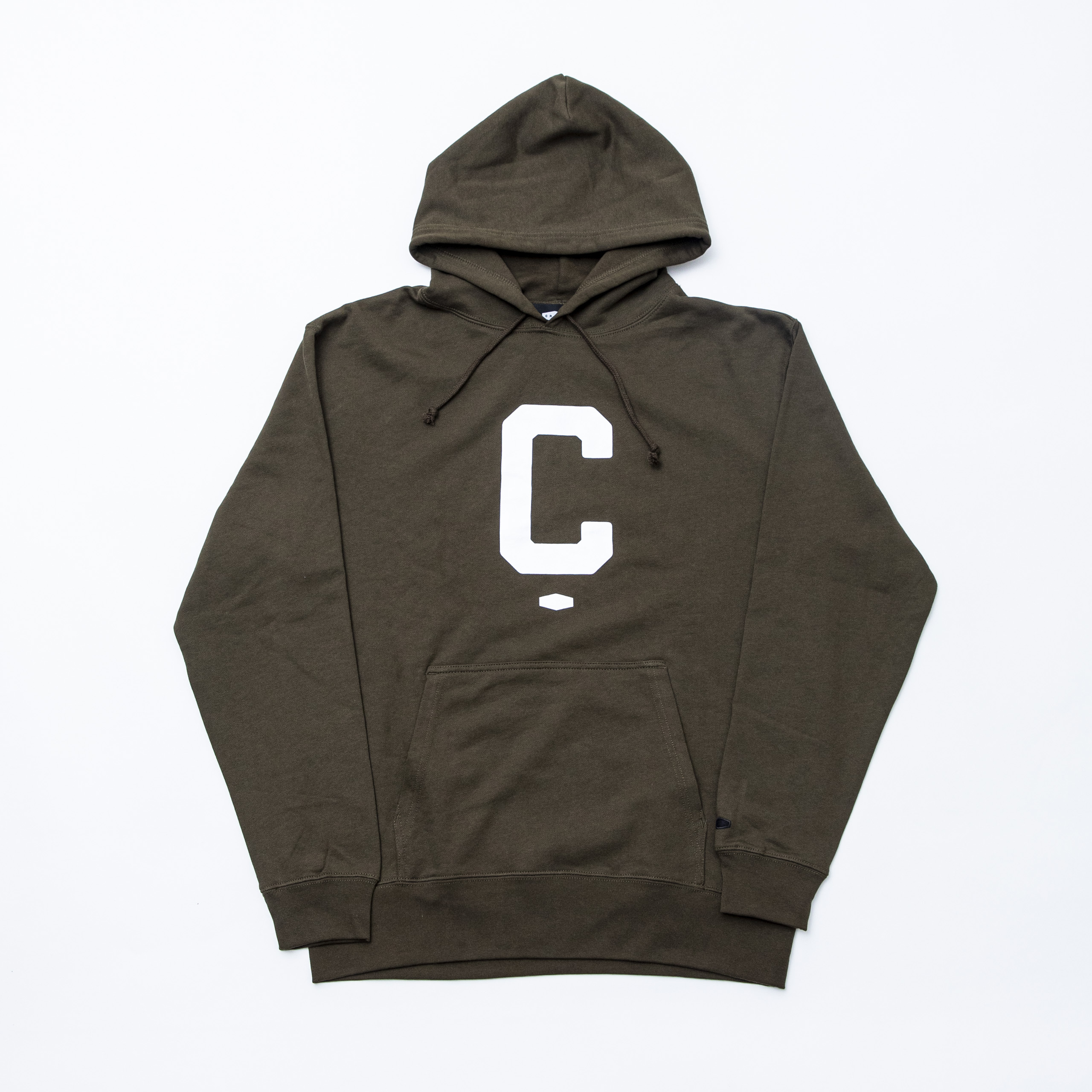 Big C Sweat Parka KHAKI