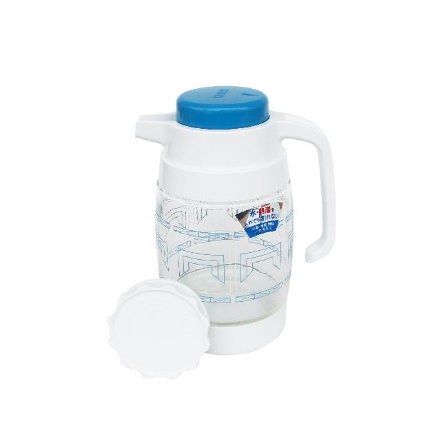 DEADSTOCK / Rabbit Pot  HIgh-Glass 1.3L