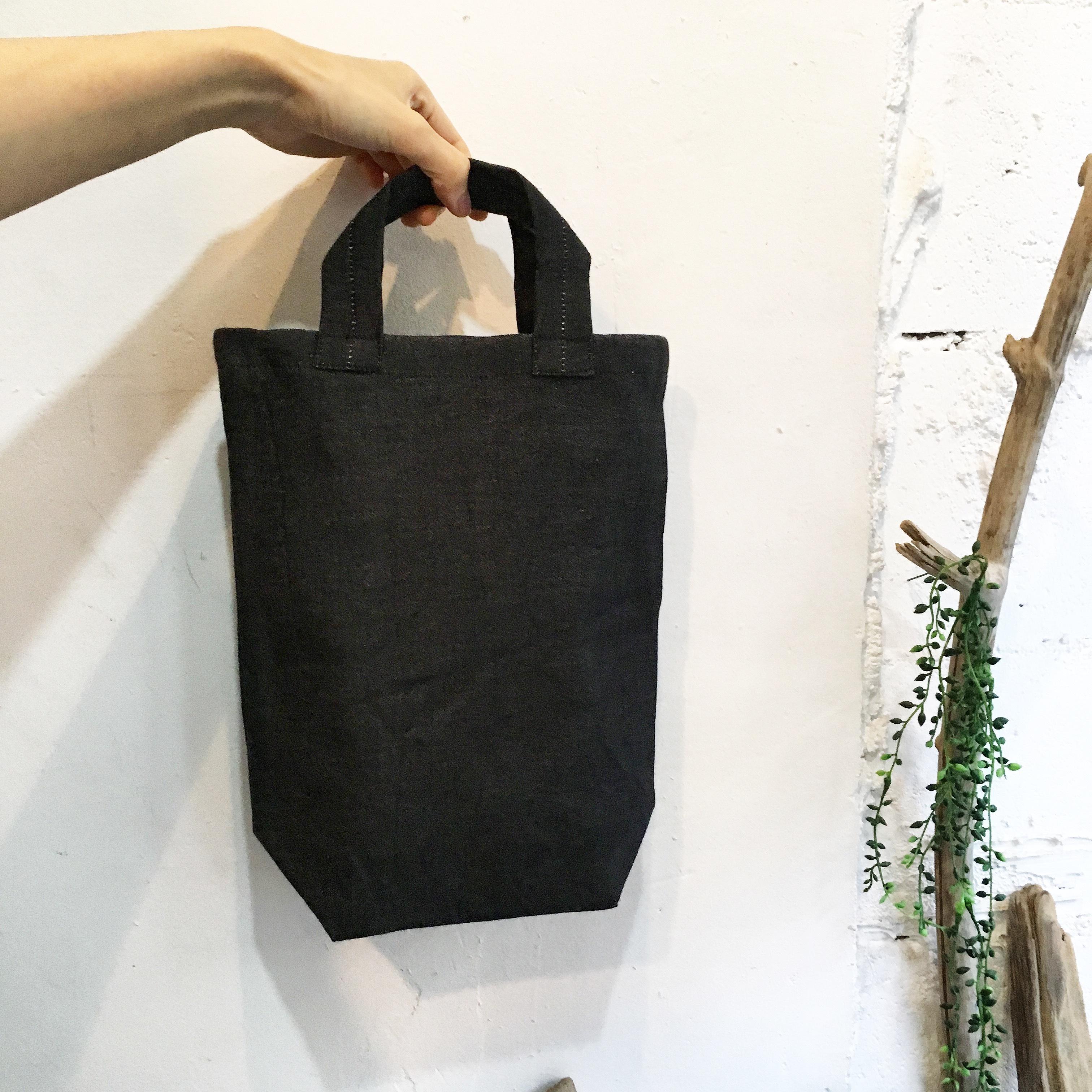 【maco】トートbag Sサイズ(denim)