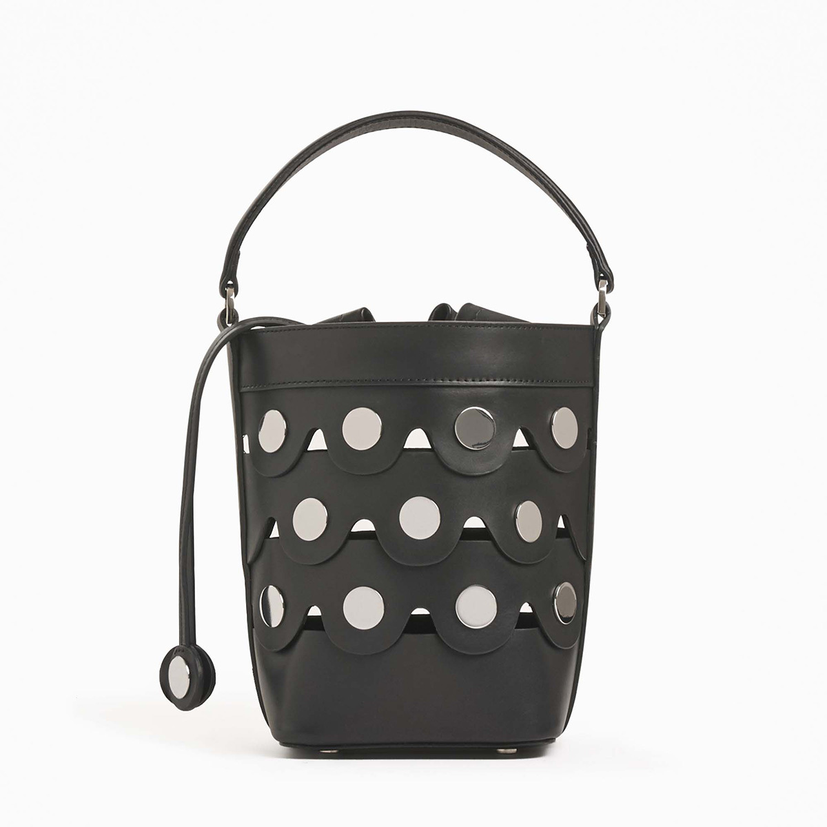 PIERRE HARDY PENNY BAG BLACK