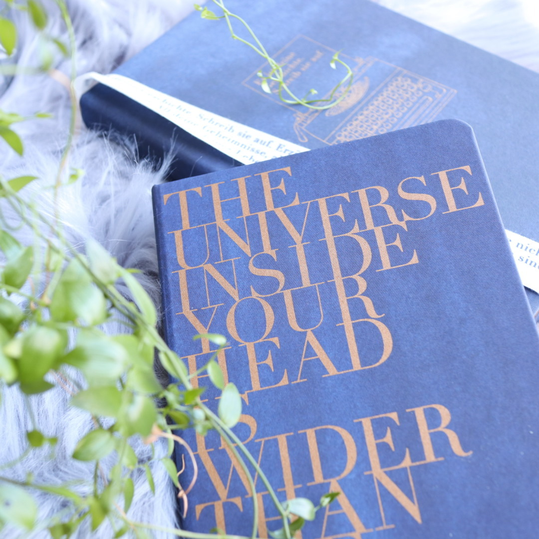"notebook ""The Universe"""