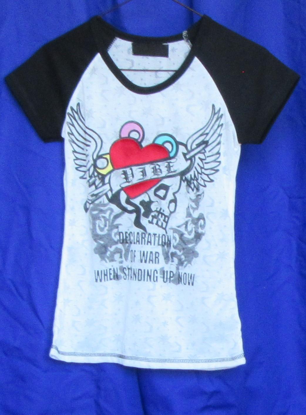 CRYX  Tシャツ ドクロ Sサイズ 中古
