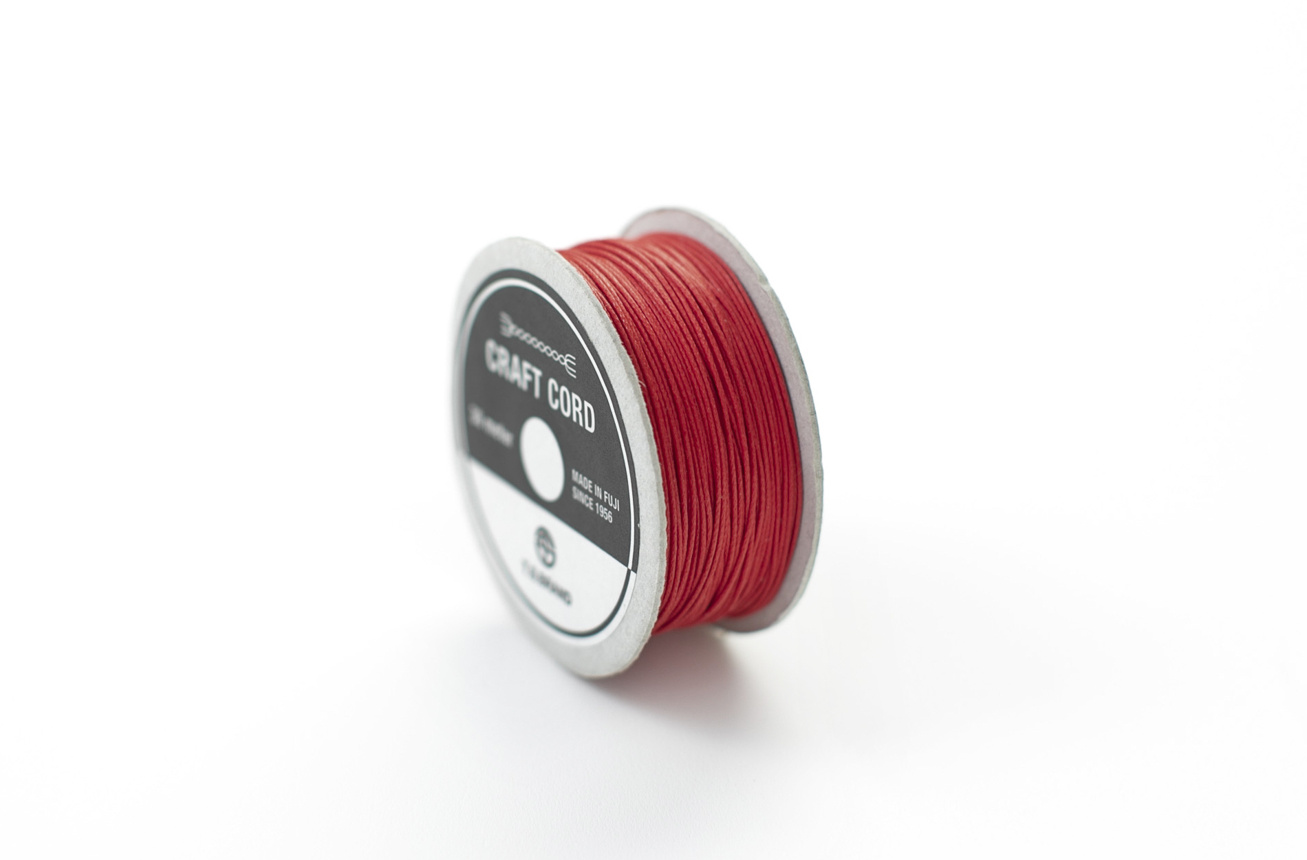 WAX CORD/ RED/ 0.5㎜ /30meter