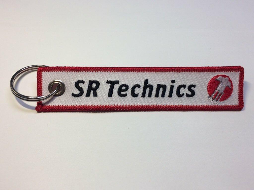 RemoveBeforeFlightキーホルダー SR Technics