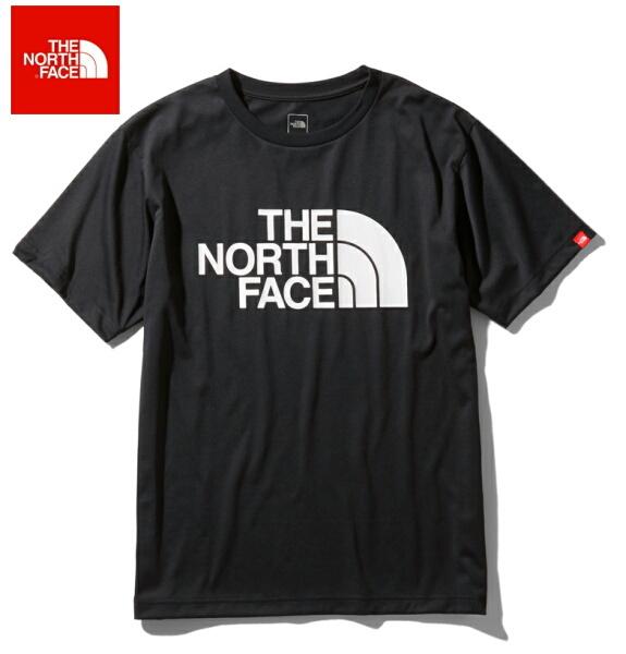 ノースフェイス 半袖 Tシャツ メンズ THE NORTH FACE ショートスリーブカラードームティー NT32034 ブラック