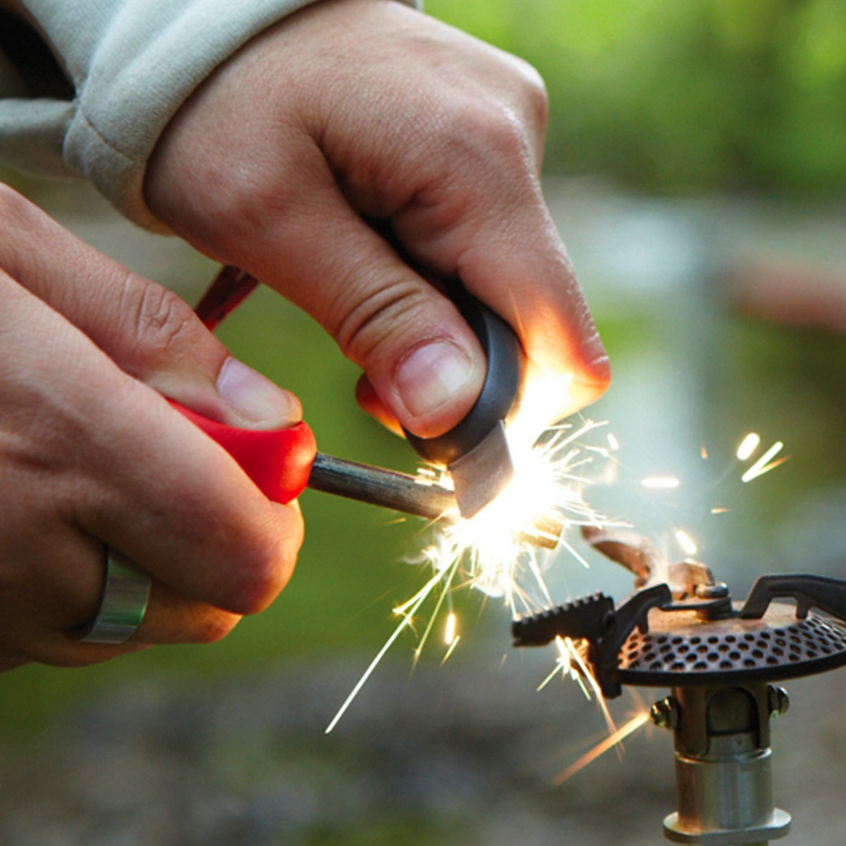 LIGHT MY FIRE(ライトマイファイヤー)ファイヤースチールスカウト2.0