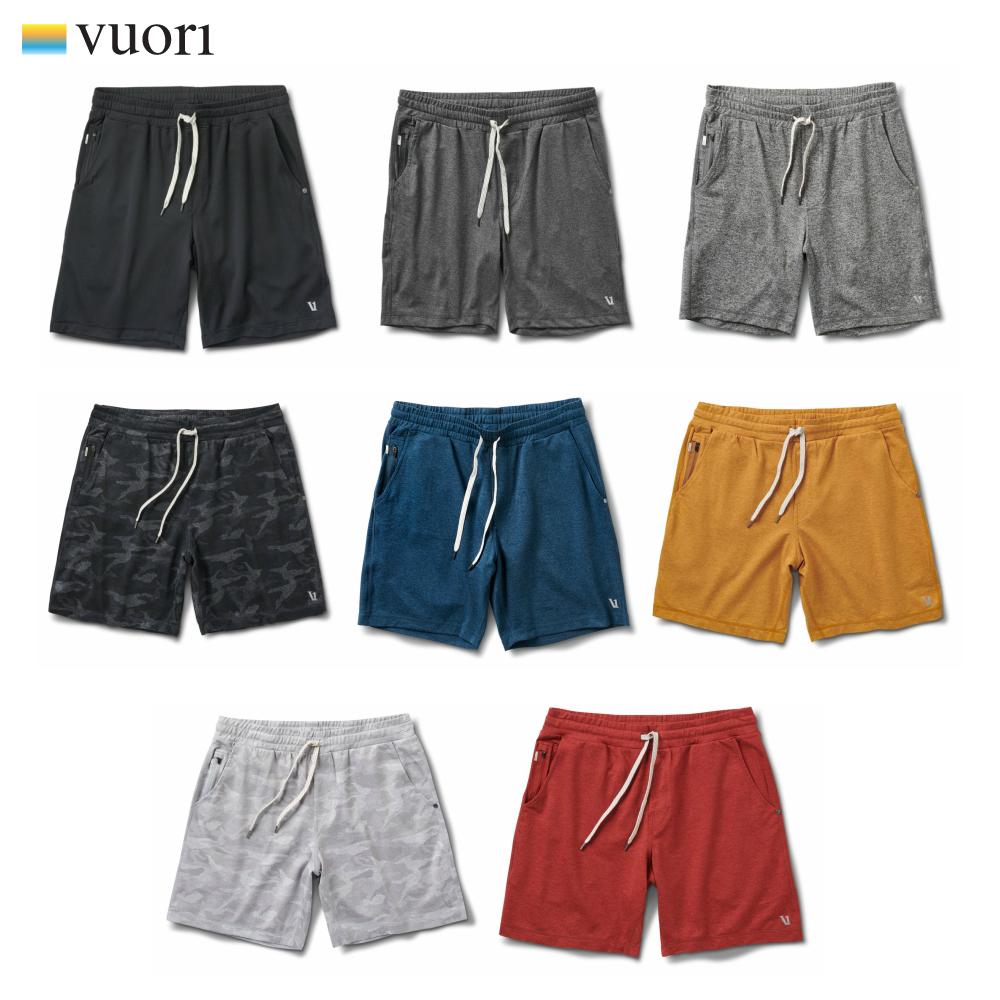 【30%OFF】VUORI ヴオリ PONTO SHORT メンズ ポントショート ショートパンツ 5036003