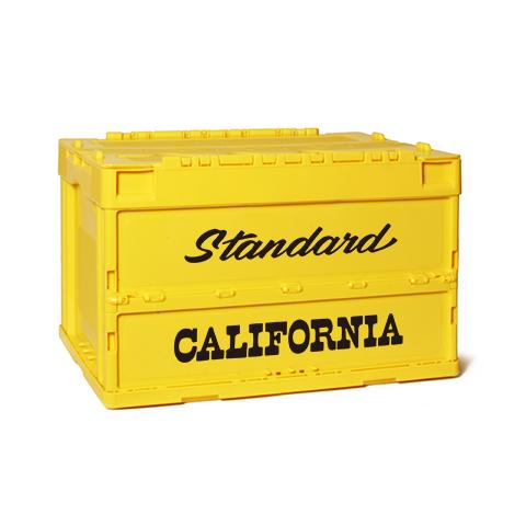 STANDARD CALIFORNIA #SD Folding Container