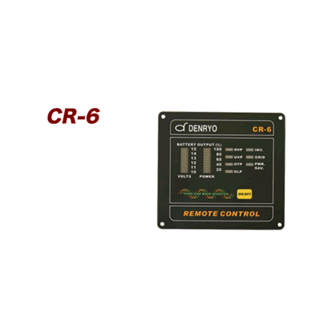 電菱 「CR-6-24」 リモートコントローラー