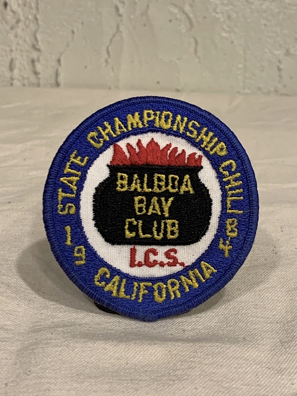 "PATCH "" BALBOA BAY CLUB """