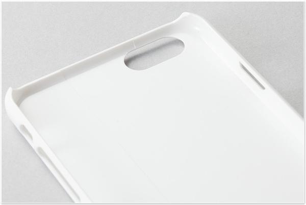 受注発注 阪神タイガース THロゴ スマホカバー white