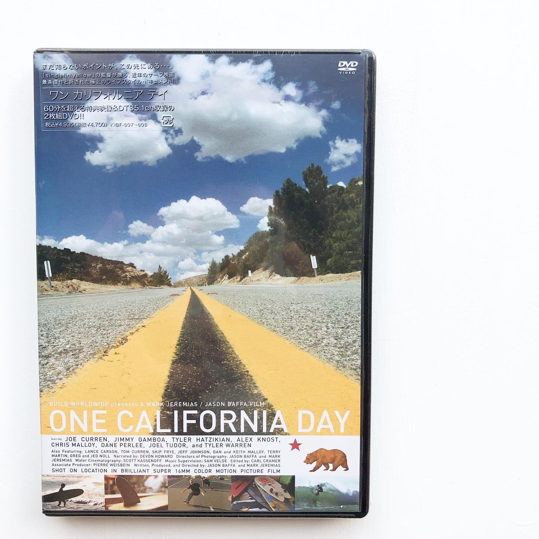 One California Day(DVD)