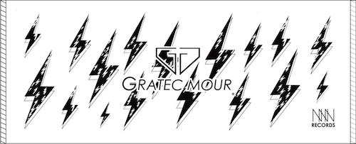 GRATEC MOUR オフィシャルタオル(送料無料)