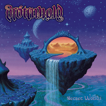 "BREITENHOLD ""Secret Worlds"" (輸入盤)"