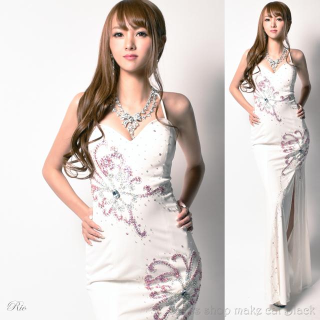 SALE 伝説のキャバドレス2色あり 限定販売 ロングドレス キャバドレス パーティー ドレス 1328