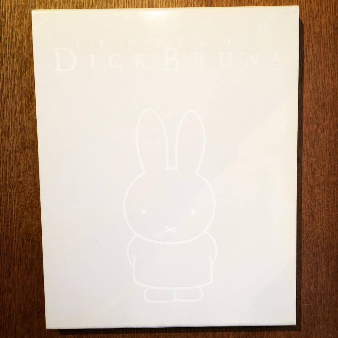 図録「THE WORLD OF DICK BRUNA ディック・ブルーナの世界展」 - 画像1