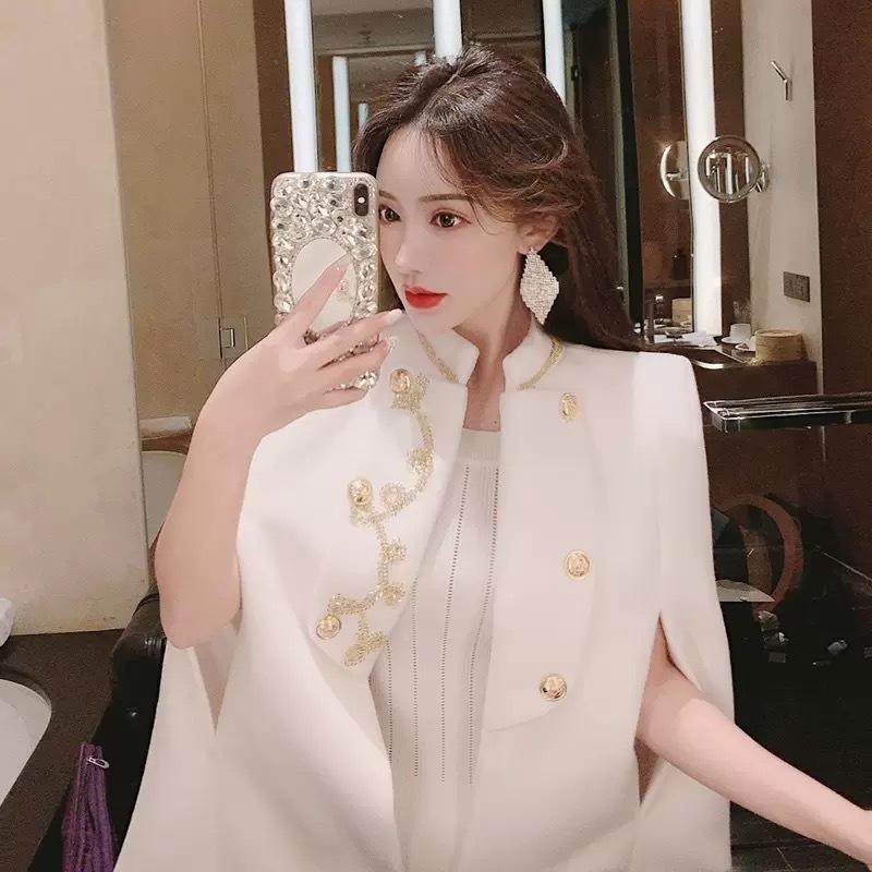 elegant embroidery elegant jacket
