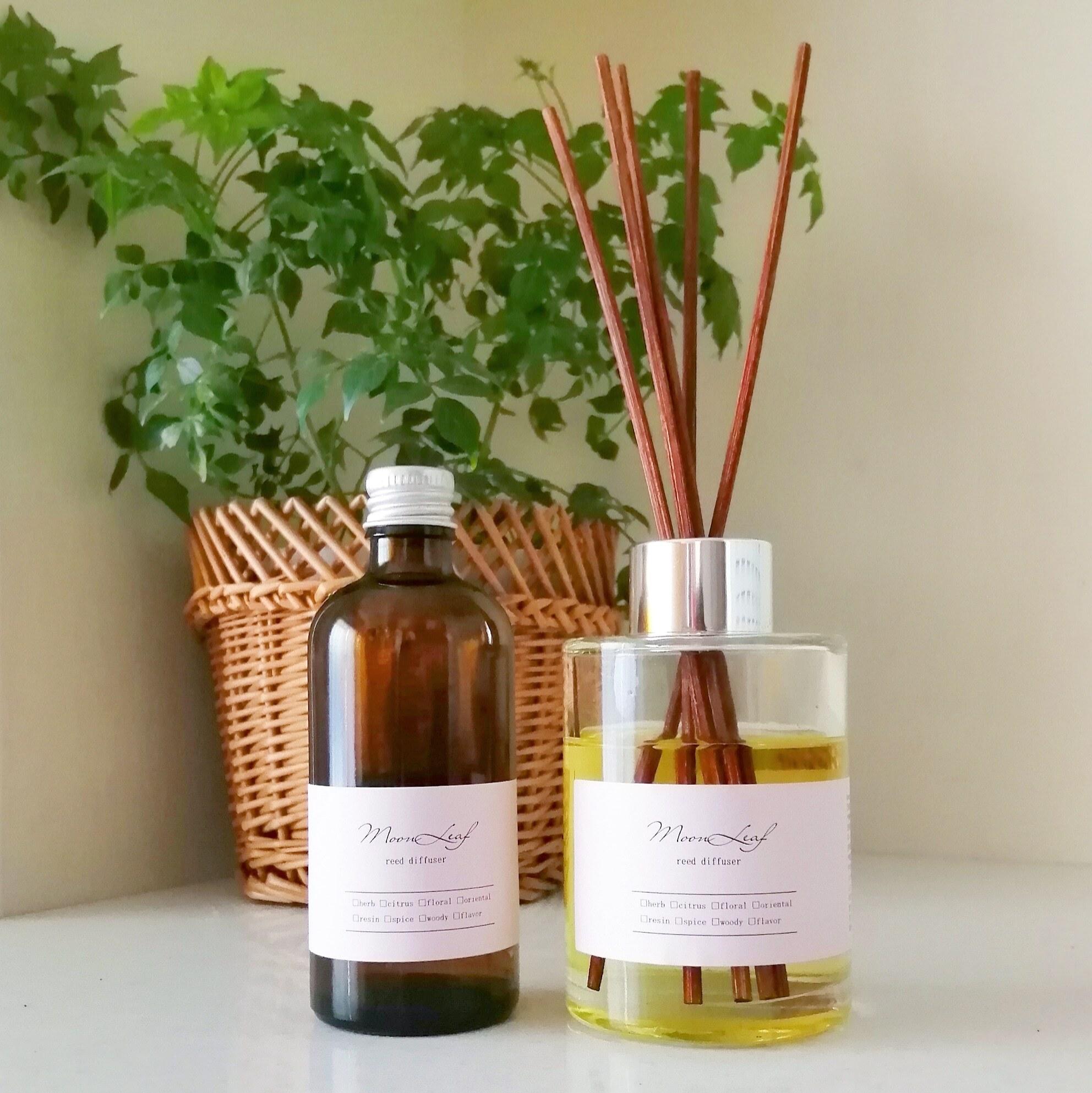 上質な香りと日々を過ごす、リードディフューザー 【 TIME 】