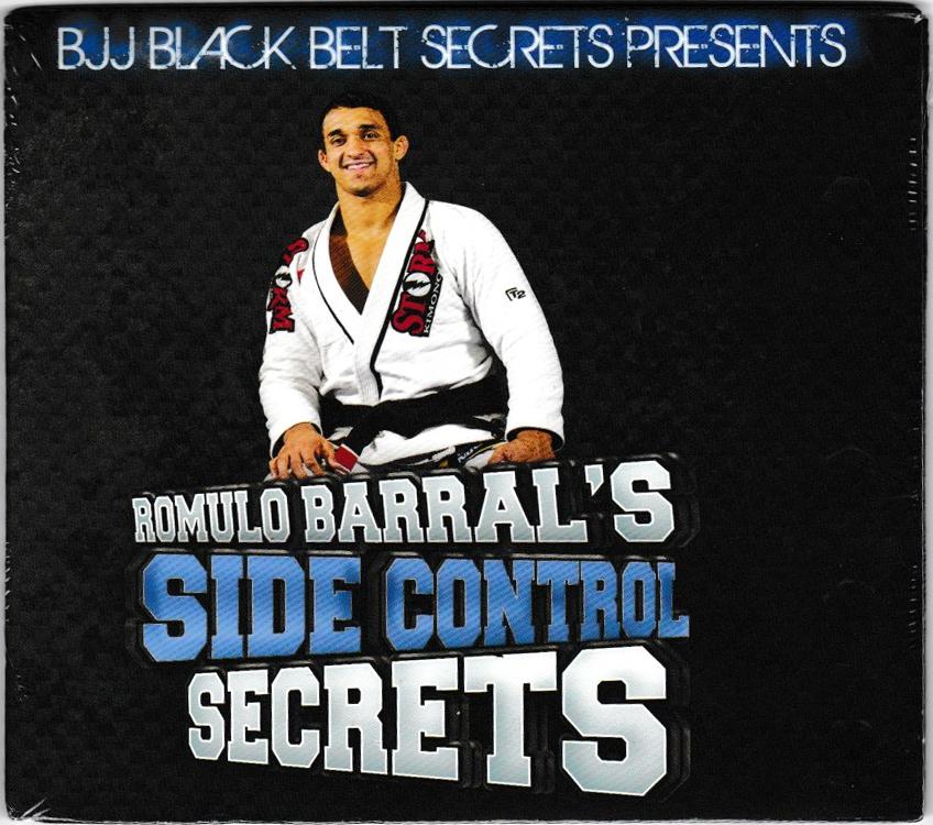 ホムロ・バハウ サイドコントロールシークレット|ブラジリアン柔術教則DVD