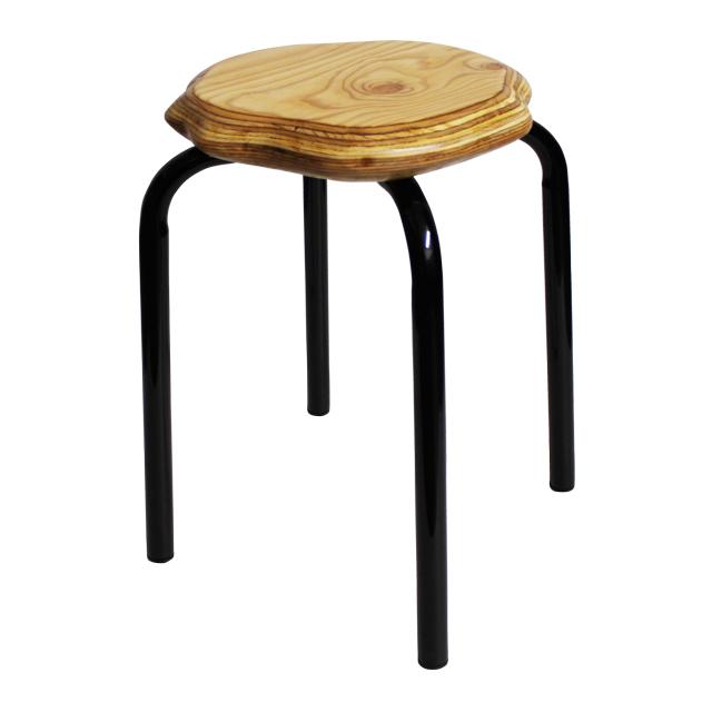 Bark Furniture Stool