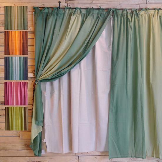 グラーデカーテン 全5色 - 画像1