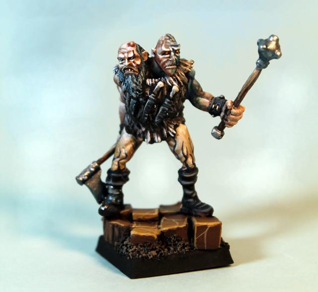 深淵の兵卒:仲良し兄弟 - 画像2