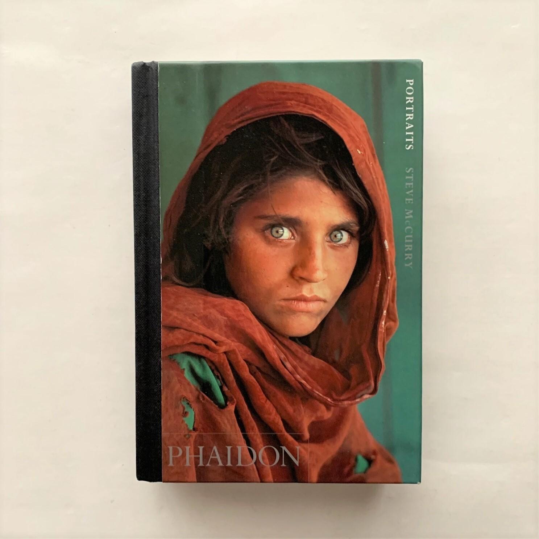 Portraits  /  Steve McCurry  /  Phaidon Press