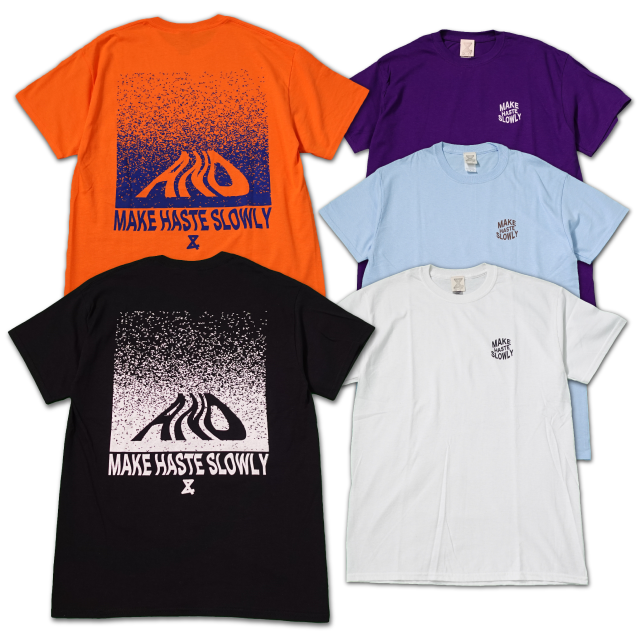 MAKE HASTE SLOWLY Tshirts
