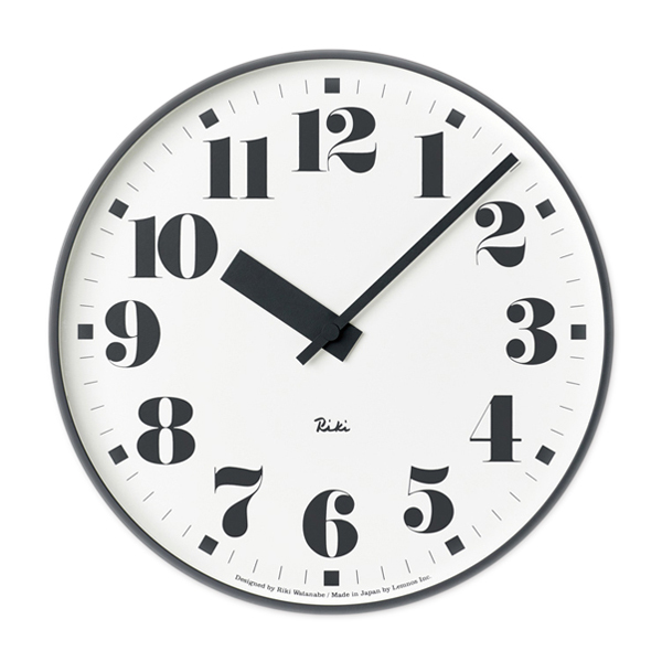 RIKI PUBLIC CLOCK(WR17-06)