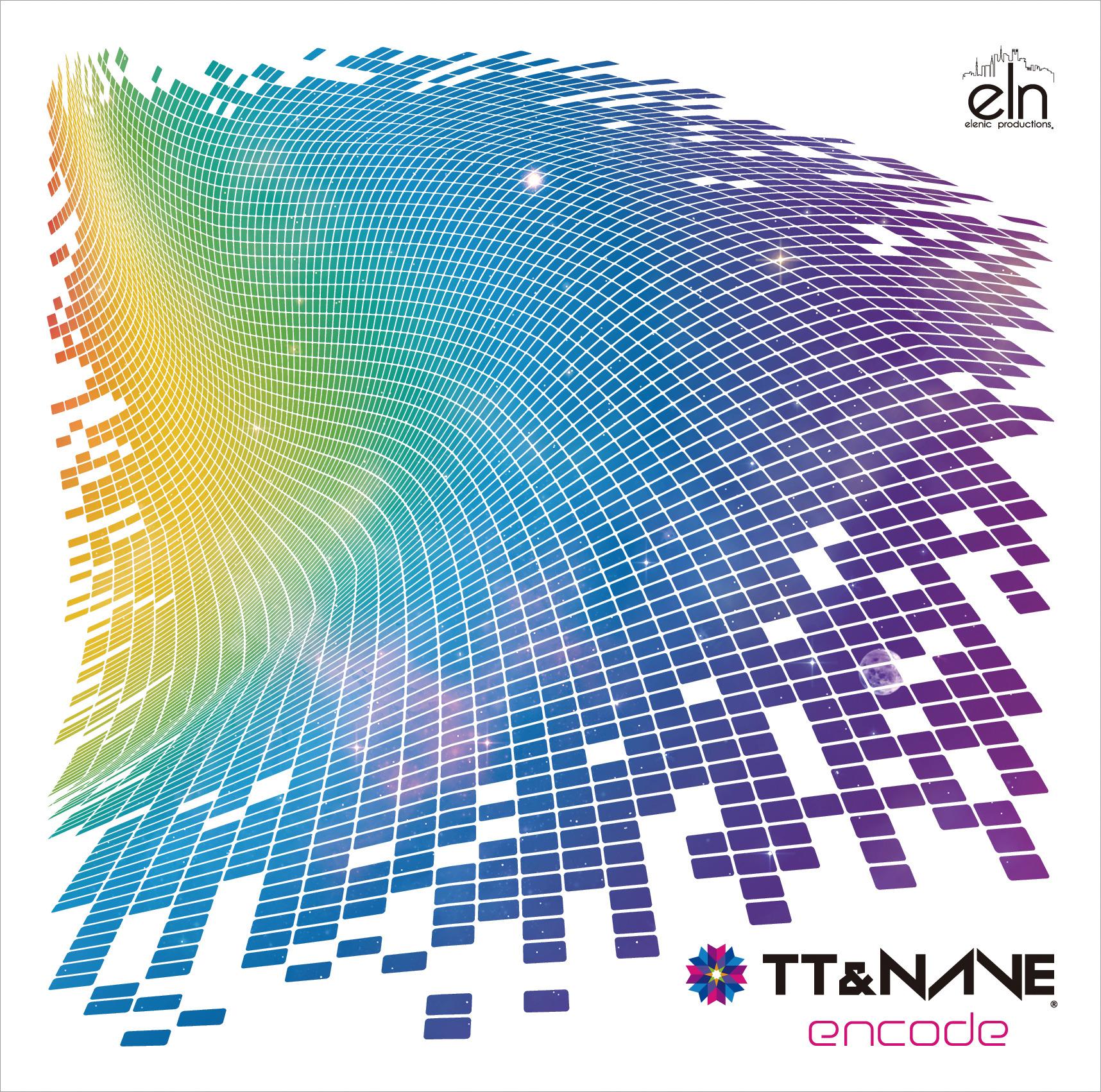 【音楽CD】TT&NAVE 「encode」(送料無料「国内のみ」)