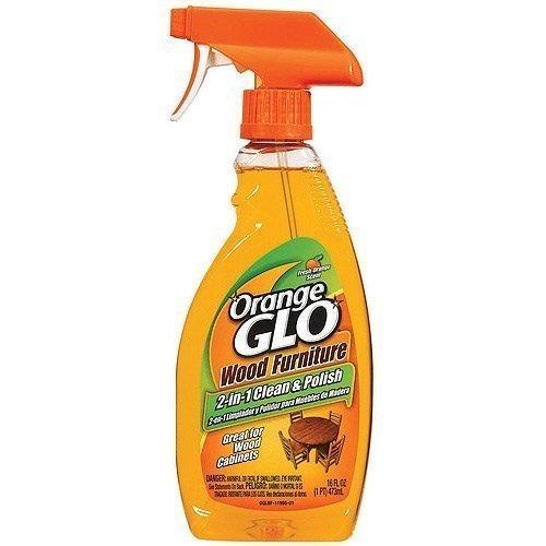 Orange Glo Wood Cleaner and Polish refill bottle 473ml