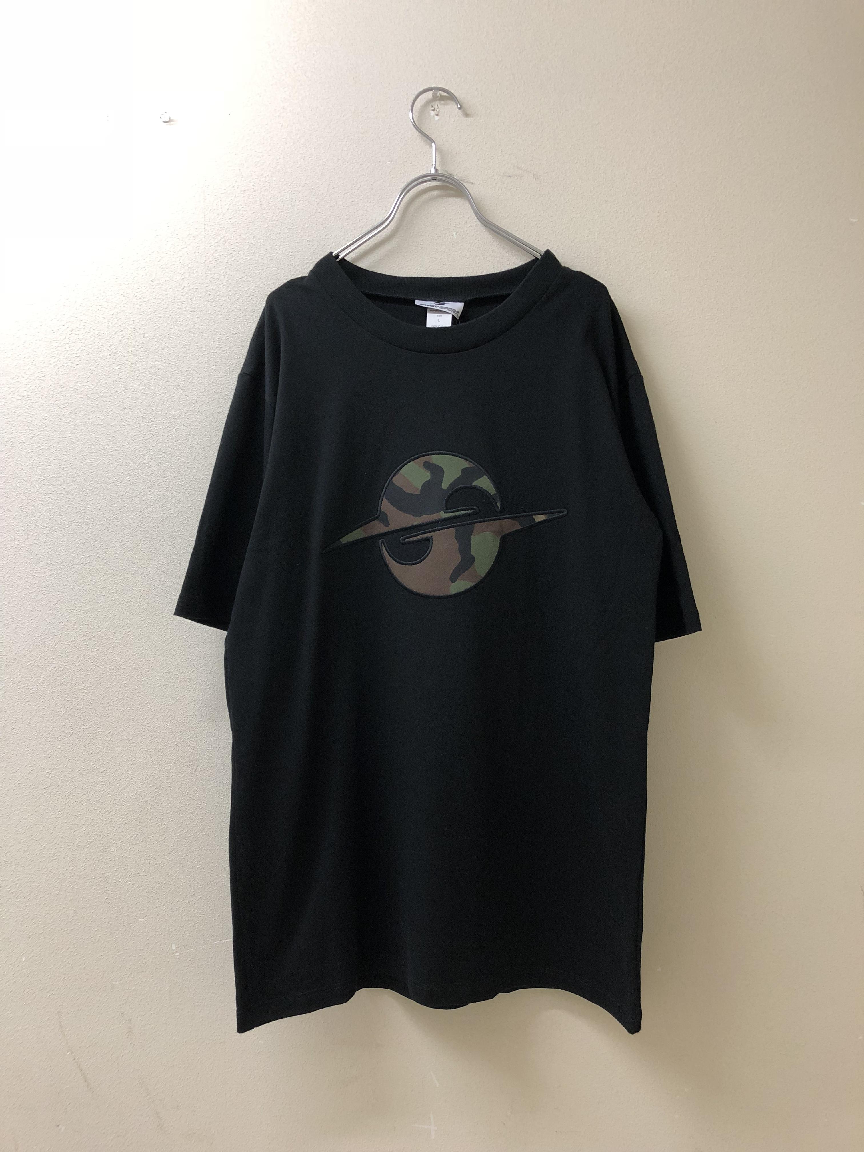 【GYPSY  SPORT】logo t-shirt camo